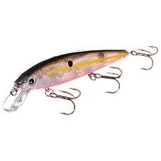 Crystal Shad Pink Belly