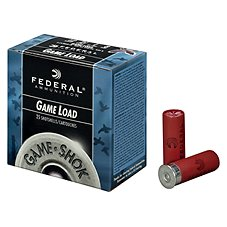 Federal Premium Game-Shok Game Load Shotshells