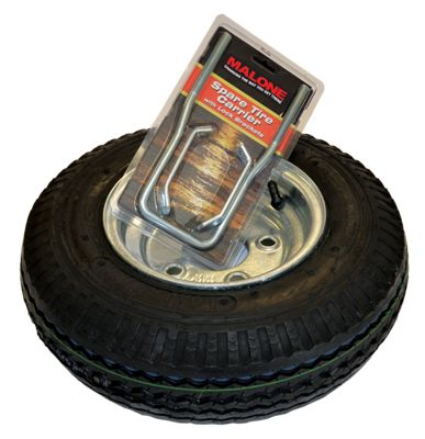 Malone Xtralight Kayak Trailer Spare Tire by