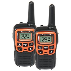 Midland T51 VP3 X-Talker GMRS Handheld 2-Way Radios