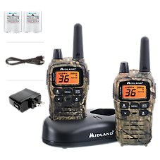 Midland T75 VP3 X-Talker Handheld 2-Way Radios Image