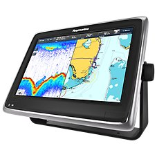 Raymarine A127 12'' Multifunction Display with Wi-Fi and Sonar