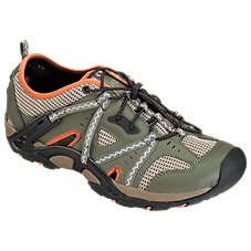 World Wide Sportsman Chesapeake Water Shoes for Men - Olive