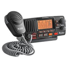 Cobra Gimbal Mount VHF Radio with Rewind Image