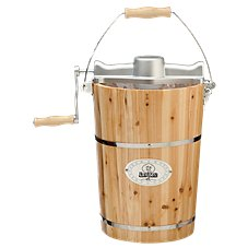 Uncle Buck's 6-Quart Ice Cream Maker