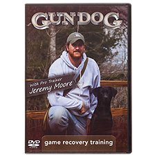 Dog Bone Gun Dog Game Recovery Training DVD