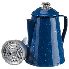 Bass Pro Shops Enamelware 8-Cup Percolator