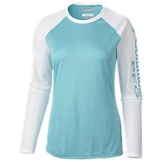 Columbia PFG Tidal Tee II T-Shirt for Ladies