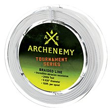 Archenemy Tournament Series Braided Bowfishing Line