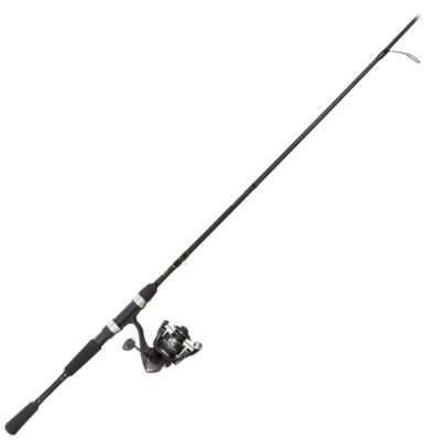 "Bass Pro Shops Micro Lite Elite Rod and Reel Spinning Combo – 5'6"" UL"