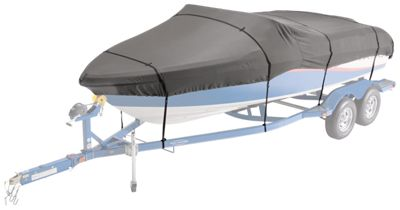 Bass Pro Shops Contour RSX I/O Runabout Boat Cover - 19'6''-20'6'' Boat Length - 96'' Beam Width