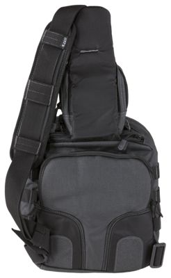 511 Tactical Rush Moab 6 Ambidextrous Tactical Sling Pack Double Tap