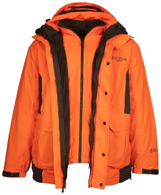 RedHead Mountain Stalker Elite Parka for Men – Blaze – 2XL