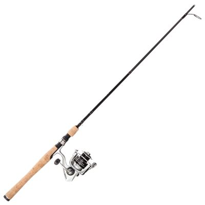 Browning fishing stalker rod and reel spinning combo for Bass pro shop fishing rods