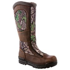 RedHead Bayou Waterproof Side-Zip Snake Hunting Boots for Men