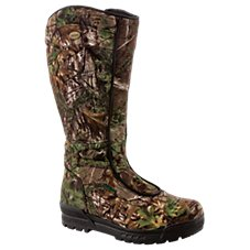 RedHead Bayou Waterproof Side Zip Snake Hunting Boots for Men