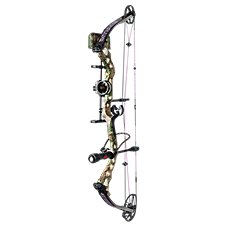 BlackOut Intrigue Compound Bow Package