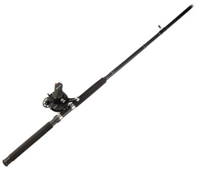 """Bass Pro Shops StrataMaxx Line Counter Rod and Reel Trolling Combo - 8'6"""""""