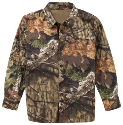 RedHead Silent-Hide Long Sleeve Shirt for Youth – Mossy Oak Break-Up Country – XL