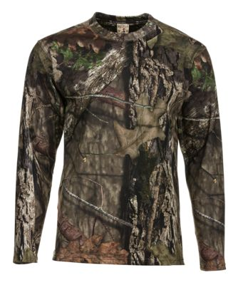 RedHead SCENTINEL Camo Thermal Crew Top for Men – Mossy Oak Break-Up Country – S