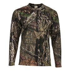 RedHead SCENTINEL Camo Thermal Crew Top for Men