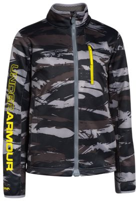 Under Armour Storm Coldgear Infrared Softershell Jacket For Boys