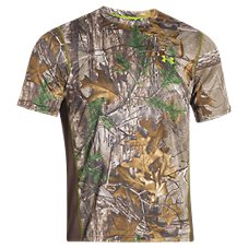 Under Armour UA NuTech Short-Sleeve Shirt for Men