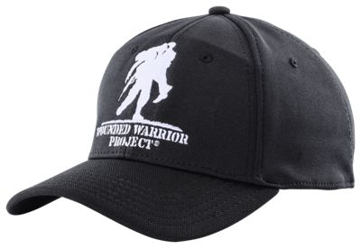 Under Armour Wounded Warrior Project Stretch Fit Cap  a050b2b5892