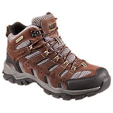 RedHead Overland Mid Waterproof Hiking Boots for Men