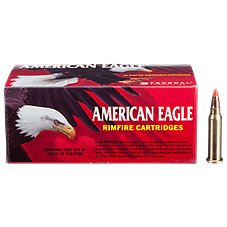 Federal American Eagle 17 Win. Super Mag Rimfire Ammo