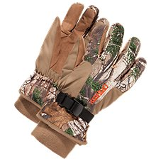 RedHead Caliber Waterproof Insulated Gloves for Men