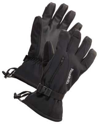 Olive Free Country Men/'s Outdoor Softshell Gloves with Thinsulate