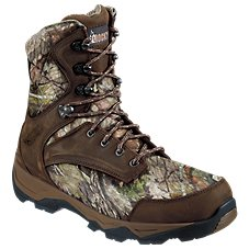 ROCKY Retraction Thinsulate Waterproof Insulated Hunting Boots for Men
