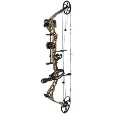 Diamond Provider R.A.K Compound Bow Package