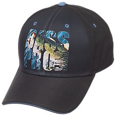 b6b472f8c49e85 Bass Pro Shops Twill Cap with Stacked Logo