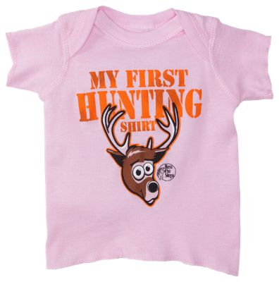 Bass Pro Shops My First Hunting Shirt for Baby Girls