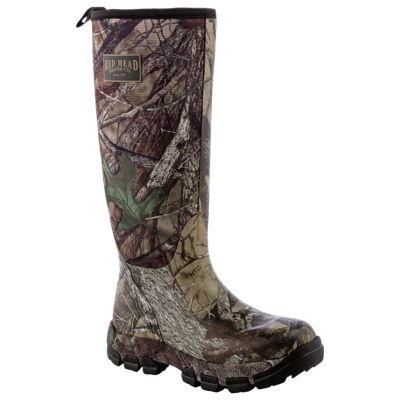 "RedHead SpanTough 16"" Waterproof Hunting Boots for Men – TrueTimber HTC – 10 M"