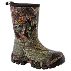 SHE Outdoor SpanTough 9'' Waterproof Hunting Boots for Ladies