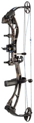 Quest by G5 Storm D.T.H. Compound Bow Package