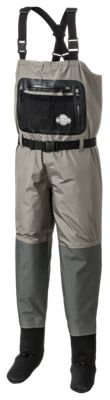 White River Fly Shop Osprey Stocking-Foot Breathable Waders for Men – M Tall