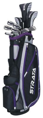 Callaway Strata 14-Piece Golf Club Set for Ladies