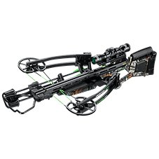 Horton Storm RDX Crossbow Package with Dedd Sledd