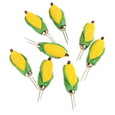Charcoal Companion Classic Mini Corn Corn Holders
