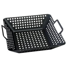 Charcoal Companion Large Square Grill Wok