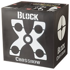 Field Logic The Block Black Crossbow Target