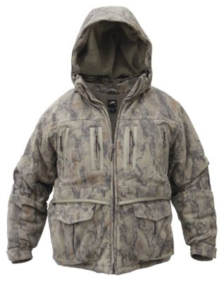 Natural Gear Ultimate Fleece Parka for Men