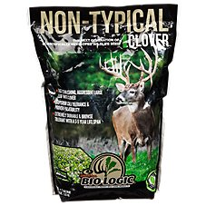 Mossy Oak BioLogic Non-Typical Clover Food Plot Seed Mix