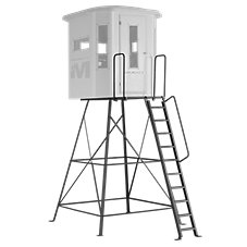 Muddy 10' Hunting Blind Tower Kit