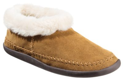 Natural Reflections Luckie II Slippers for Ladies - Chestnut - 9/Medium