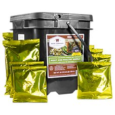 Wise Company 60 Serving Gourmet Freeze-Dried Meat Kit